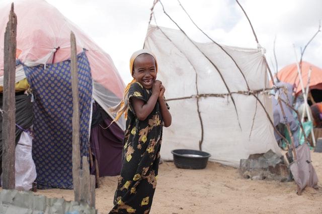 somali child girl